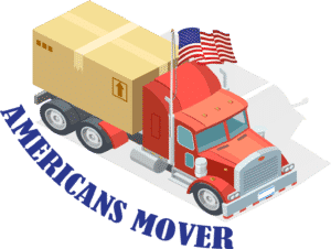 Americans Mover truck logo