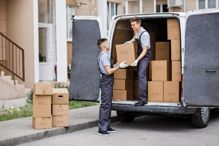 Moving companies in Bend Oregon