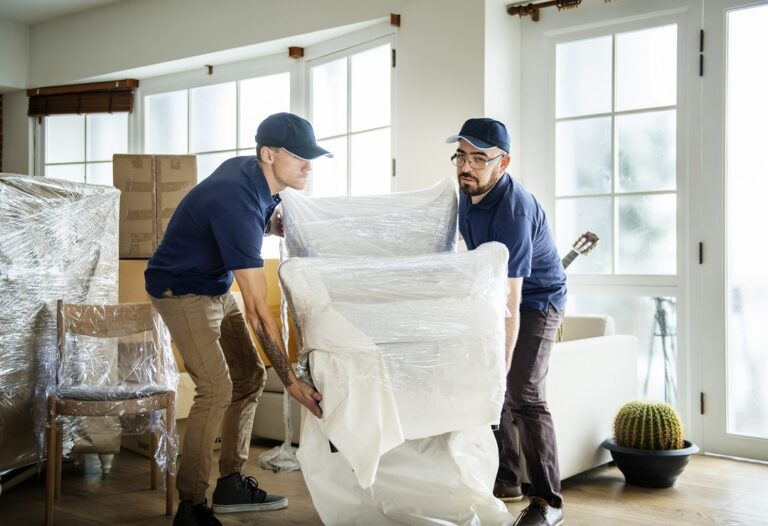 Furniture relocation