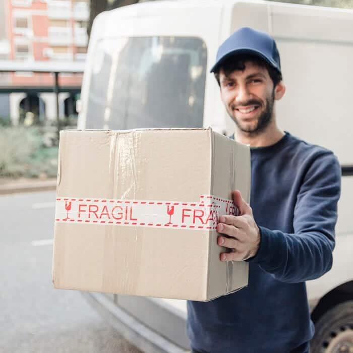 Mover providing storage service