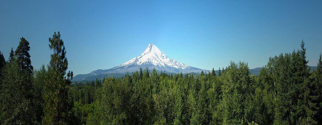 Bend city in Oregon